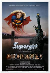 Supergirl (1984) 1080p Poster