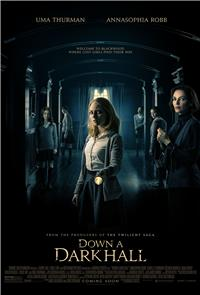 Down a Dark Hall (2018) Poster
