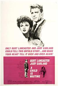 A Child Is Waiting (1963) Poster
