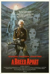 A Breed Apart (1984) Poster