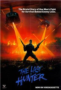 The Last Hunter (1980) Poster