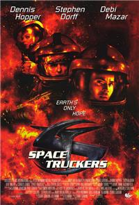 Space Truckers (1996) 1080p Poster
