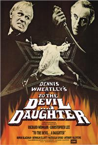 To the Devil a Daughter (1976) Poster