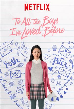 To All the Boys I've Loved Before (2018) 1080p Poster
