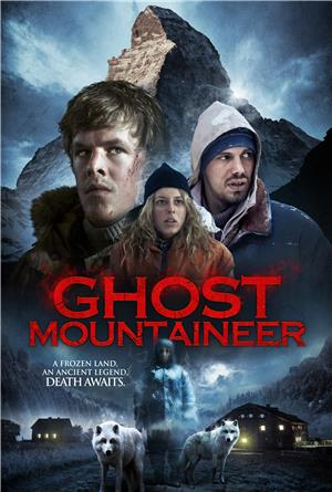 Ghost mountaineer (2015) Poster