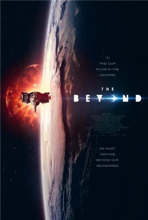 The Beyond (2017) 1080p Poster