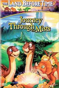The Land Before Time IV: Journey Through the Mists (1996) 1080p Poster