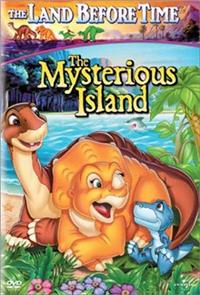 The Land Before Time V: The Mysterious Island (1997) 1080p Poster