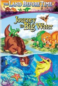 The Land Before Time IX: Journey to the Big Water (2002) Poster