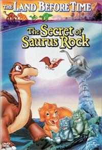 The Land Before Time VI: The Secret of Saurus Rock (1998) Poster