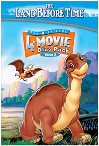 The Land Before Time VIII: The Big Freeze (2001) Poster