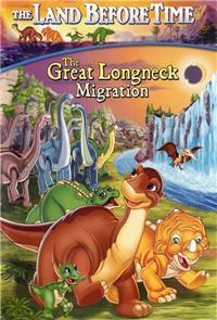 The Land Before Time X: The Great Longneck Migration (2003) 1080p Poster