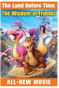 The Land Before Time XIII: The Wisdom of Friends (2007) Poster