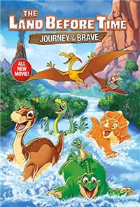 The Land Before Time XIV: Journey of the Brave (2016) Poster