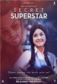 Secret Superstar (2017) 1080p Poster