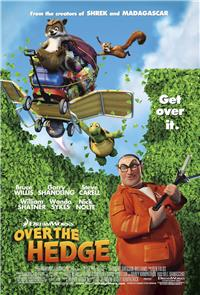 Over the Hedge (2006) 1080p Poster