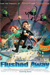 Flushed Away (2006) 1080p Poster