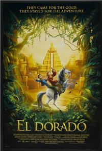 The Road to El Dorado (2000) 1080p Poster