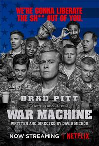 War Machine (2017) 1080p Poster