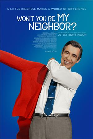 Won't You Be My Neighbor? (2018) 1080p Poster