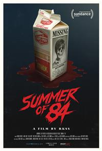 Summer of 84 (2018) 1080p Poster