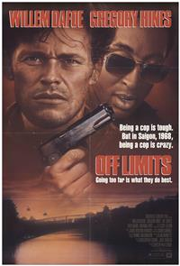 Off Limits (1988) Poster