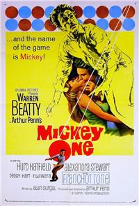 Mickey One (1965) Poster