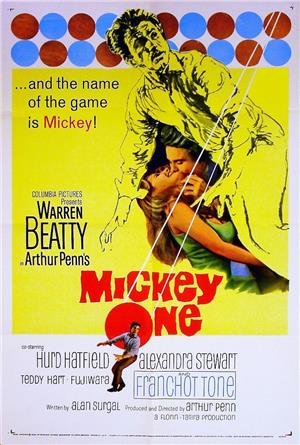 Mickey One (1965) 1080p Poster