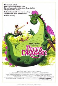 Pete's Dragon (1977) 1080p Poster