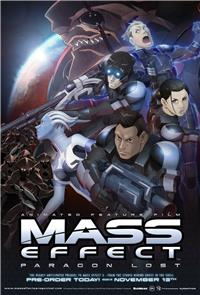 Mass Effect: Paragon Lost (2012) 1080p Poster