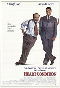Heart Condition (1990) Poster