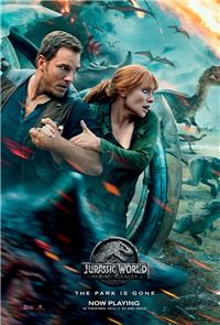 Jurassic World: Fallen Kingdom (2018) 1080p Poster