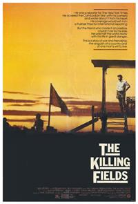 The Killing Fields (1984) 1080p Poster
