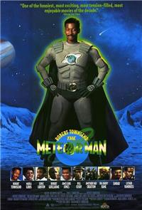 The Meteor Man (1993) Poster