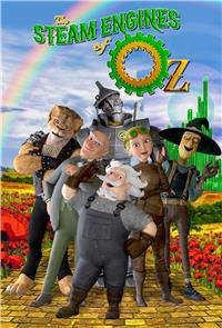 The Steam Engines of Oz (2018) 1080p Poster