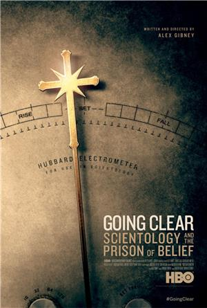 Going Clear: Scientology and the Prison of Belief (2015) Poster