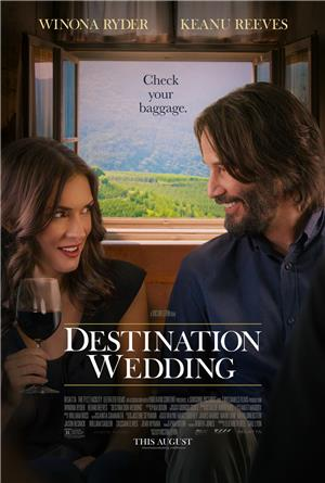 Destination Wedding (2018) 1080p Poster