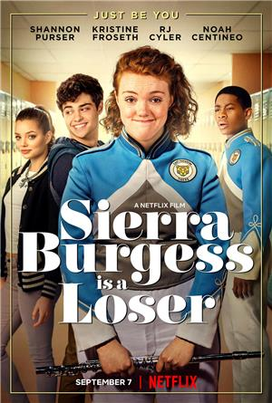 Sierra Burgess Is a Loser (2018) Poster