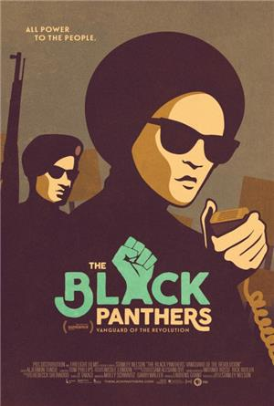 The Black Panthers: Vanguard of the Revolution (2015) 1080p Poster
