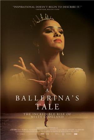 A Ballerina's Tale (2015) 1080p Poster