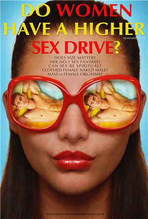 Do Women Have a Higher Sex Drive? (2018) Poster