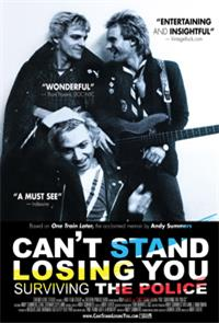 Can't Stand Losing You: Surviving The Police (2012) 1080p Poster