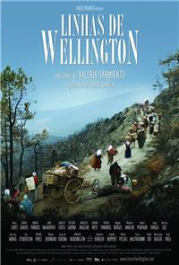 Lines of Wellington (2012) Poster