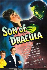 Son of Dracula (1943) 1080p Poster