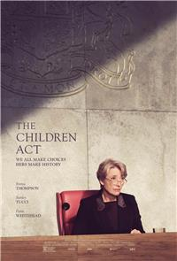 The Children Act (2018) Poster