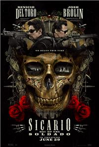 Sicario: Day of the Soldado (2018) 1080p Poster