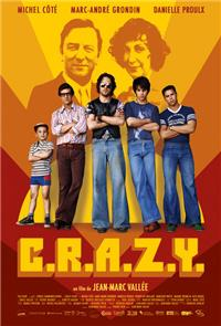 C.R.A.Z.Y. (2005) Poster