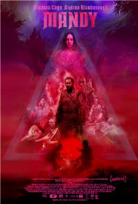 Mandy (2018) 1080p Poster