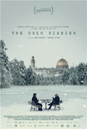 The Oslo Diaries (2018) Poster