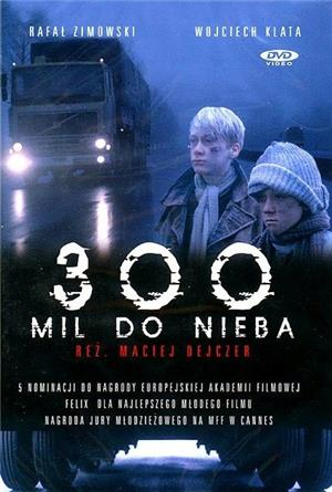 300 Miles to Heaven (1989) 1080p Poster